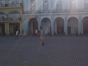 Dans les rues de la Havane, Cuba