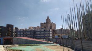 Dans les rues de la Havane à Cuba