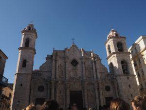 La cathédrale de Cuba