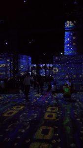 L'expo Klimt à l'atelier des lumières