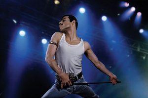 Bohemian Rhapsody- la scène de Wembley