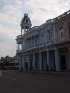 Architecture remarquable à Cienfuegos, Cuba
