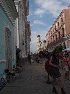 Une rue de Cienfuegos