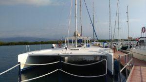 Journée catamaran à Cuba