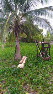 Un îlot à Cuba