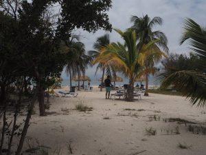 Une plage à Cuba