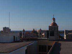 La Havane - Hôtel Hemingway, Cuba, rooftop