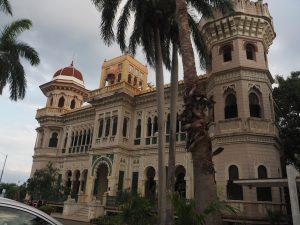 Un hôtel de style mauresque à Cienfuegos, Cuba