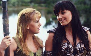 Xena et Gabrielle : l'amour ?