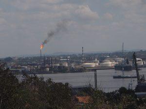 Raffinerie de la Havane, Cuba