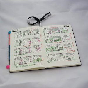 Résolution 2019 : un bullet journal professionnel