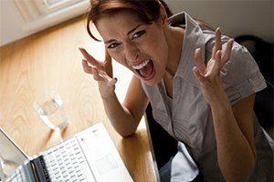 Quand tu craques au travail