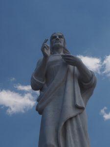 Le Jésus de la Havane, Cuba