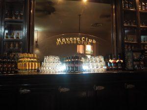 Visite de la distillerie Havana Club à la Havane, Cuba