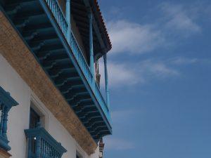 Architecture cubaine à la Havane