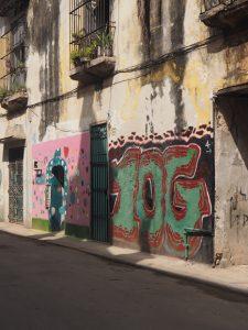 Street art à la Havane, Cuba
