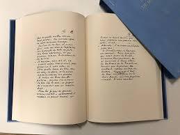 Manuscrit Marcel Pagnol
