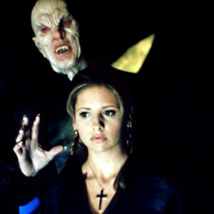 Buffy lutte contre les forces du mal