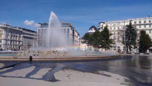 Flânerie à Vienne