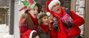C'est la saison des téléfilms de Noël... dont celui avec David Hasselhoff